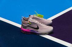 26d6bf7f41df3 Serena Williams Off-White Nike Blazer Air Max 97 NikeCourt Flare Virgil  Abloh Queen Collaboration