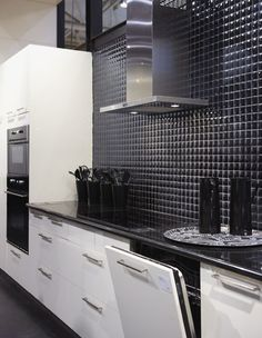 Ikea kitchens taken to the next level!!! click on the pic for more!!!