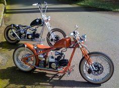 Rogkabob's bike