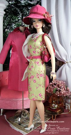 Silkstone Barbie, 2 OUTFIT 82(9)_2