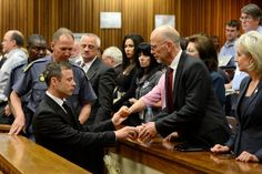 Oscar Pistorius Sentenced to 5 Years in Prison for Killing Girlfriend - NYTimes.com