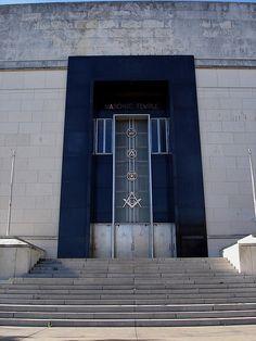 Masonic Temple in Dallas, TX