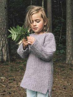 Dorthegenseren Barn strikkeopskrift