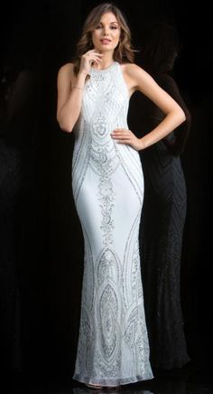 Scala Dress 48793   Terry Costa