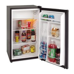 Avanti AVARM3316B Refrigerators, Bins, Space Saving, CFC Free, Energy Star, 3.3 cubic feet Chiller *** More info could be found at the image url. #CompactRefrigerators