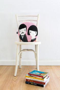 Evaristo & Manuela   /// Folk Collection by Paparajote Factory - Serie Folk de Paparajote Factory