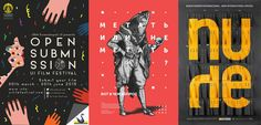 29 Magnificent Poster Designs: http://www.playmagazine.info/29-magnificent-poster-designs/