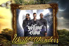 World of Wonders   Noticias YELLOW CLOW AMSTERD*M TRAP MUSIC!!!! Un aplauso para YELLOW MOTHER…..CLAW! Quién esta listo?
