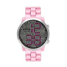 Appear Watch Women's Nylon Pink now featured on Fab.