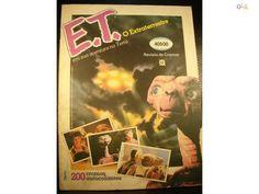 E.T.: Lembro-me de ter ido DUAS vezes aos cinemas Alfa ver o filme. Também havia a caderneta que deve ter sido das poucas que consegui acabar!