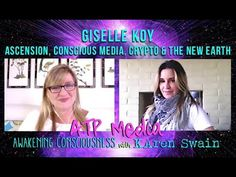 Listen to my wonderful conversation with Austin native Giselle Koy, who is a conscious producer, 6-time author, visionary, designer, Spiritual Channel and media personality. We talk about Ascension, a New paradigm in the money system, how to bring in a New Earth and her Conscious Media festival in March 2018 .