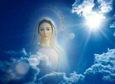 Surgiu um grande sinal no céu,  uma mulher revestida de sol...