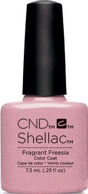 CND Shellac 2015 Spring - Fragrant Freesia