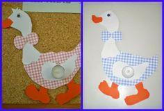Diy And Crafts, Crafts For Kids, Arts And Crafts, Applique Patterns, Easter Crafts, Kindergarten, Felt, Jar, Birds