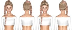 Alesso`s Angels and Heartbeat and Skysims 262 and 263 hairstyle retextured by July Kapo for Sims 3 - Sims Hairs - http://simshairs.com/alessos-angels-and-heartbeat-and-skysims-262-and-263-hairstyle-retextured-by-july-kapo/