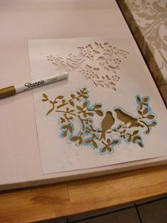 """DIY Decorations - love the name of the blog too """"Imperfect Homemaking"""", YES!"""