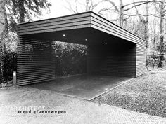 Excellent shaped entry porch design Get the style you want Carport Patio, Carport Garage, Patio Doors, Carport Designs, Garage Design, Carport Modern, Timber Garage, Dark House, Building A Porch