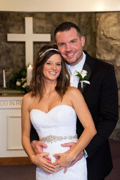 Morgantown wedding photographers — Samantha and Jonathan tie the knot in Morgantown, W., after meeting at the car wash West Virginia Wedding, Tie The Knots, Car Wash, Photographers, Wedding Decorations, Wedding Day, Wedding Photography, Couples, Wedding Dresses