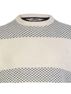 Mens Clothing – Tokyo Laundry - Adagio Crew Neck Sweater -