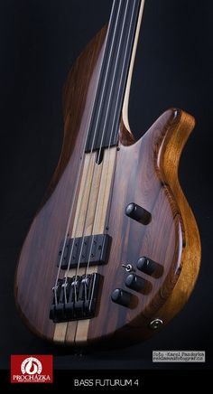 Procházka Custom Guitars Bass Futurum 4