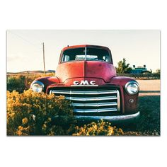 Custom /'57 Chevy Suburban 4x4 Truck Christmas Ornament 1//64 Emblem GMC C10 K
