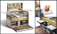 Rolls-Royce create £26,000 hand-built cocktail kit