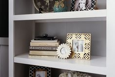 Studio 7 Interior Design: How to Stage a Bookcase