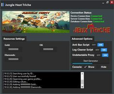 Jungle Heat Triche Android iOS Hack Telecharger Outilis