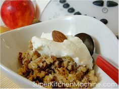 What's the #1 Thermomix recipe for a healthy breakfast? I bet it's CADA!