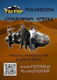 FSOtrip Afryka Polonezem?  - Wspieram.to https://www.wspieram.to/1138-fsotrip-afryka-polonezem.html