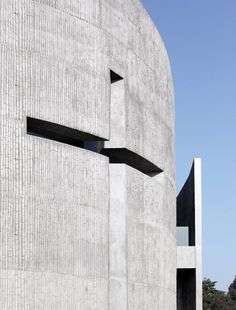 Church of Seed by O Studio Architects  #architecture #religious-buildings