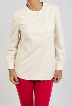 BLUSE NORA FLANELL