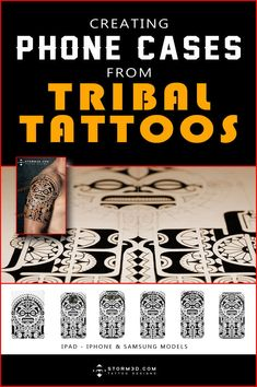 Check out all of the amazing designs that Tattoo designs in Maori, Polynesian & Samoan has created for your Zazzle products. Make one-of-a-kind gifts with these designs! Tribal Tattoos, Tatoos, Samsung Cases, Phone Cases, My Design, How To Draw Hands, Tattoo Designs, Ipad, Hand Drawn