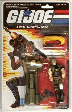 BACKBLAST (v1), YOJOE.COM | YoJoe.com: Dedicated to the G.I.Joe of the 80's, 90's and beyond!