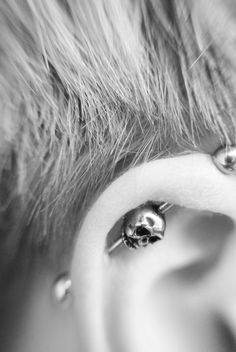 Not afraid of going for my fifth tattoo but to get pierced again aih,i would love this one