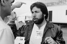 Steve Wozniak May 1983 Steve Wozniak, Steve Jobs, Apple, History, Apple Fruit, Historia, Apples