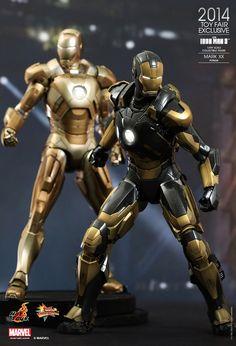 Hot Toys : Iron Man 3 - Python (Mark XX) 1/6th scale Collectible Figure