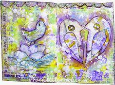 froebelsternchen: LOVE WARMS EVERY NEST / Liebe wärmt jedes Nest