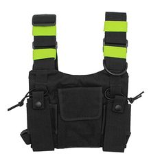 Men's Bags Luggage & Bags 2019 Hip-hop Kanye West Street Ins Hot Style Chest Rig Military Tactical Chest Bag Functional Package Prechest Bag Vest Bag Suitable For Men And Women Of All Ages In All Seasons