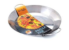 Steven Raichlen Best of Barbecue Stainless Paella Pan
