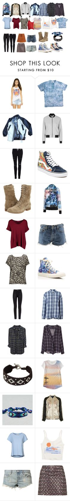 """""""Alicia Clark season 1 essentials - ftwd / fear the walking dead"""" by shadyannon ❤ liked on Polyvore featuring Chaser, Sophomore, lululemon, Topshop, Frame, Vans, Timberland, Boohoo, Levi's and Wallis"""