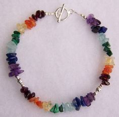 Handmade Beaded Earrings | Handmade Chakra Jewelry, Handcrafted Chakra Necklaces, Beaded Chakra ...