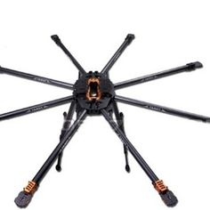 XINTE Tarot T15 Full 8 axis Carbon Aircraft Frame 3K Folding Hexacopter FPV TL15T00