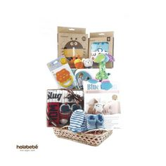 Holabebe Baby Hamper (HG001) - Gift Hampers - Baby & Kids - Personalised Gifts Marketplace