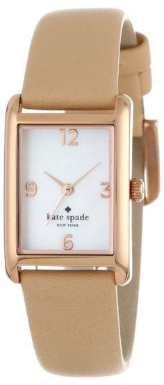 Kate Spade New York Women's Vachetta Cooper Watch