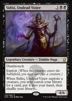 mtg-BLACK-BLUE-SILUMGAR-DRAGON-DECK-exploit-Magic-the-Gathering-rare-cards