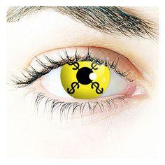 Wall Street (Dollar Auge) Kontaktlinse