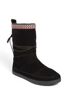 TOMS 'Nepal' Boot (Women) available at #Nordstrom/not sure if I like or not......