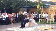 """Magician Justin Willman and his bride put on a magical """"first dance"""" for their big night."""