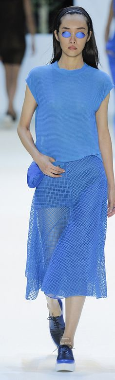 Akris Collection Spring 2016 Ready-to-Wear